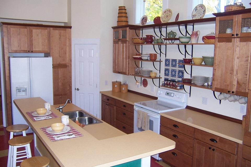 Trumansburg-Kitchen