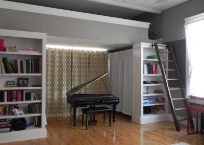 piano-loft